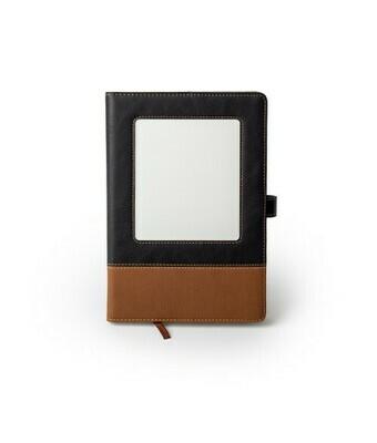 Leather Folio Notebook