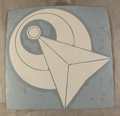 Vulcan IDIC Vinyl Sticker