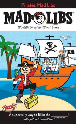 Pirates Mad Libs