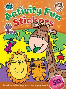 In The Wild Activity Fun Stickers