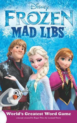 Frozen Mad Libs