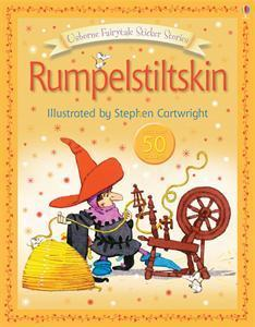 Rumpelstiltskin Sticker Book