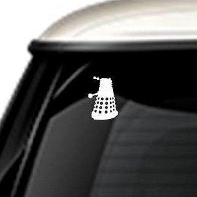 Dalek Vinyl Sticker