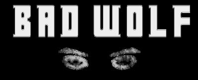 Bad Wolf & Rose's Eyes Vinyl Sticker