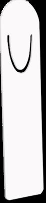 Narrow Bookmark