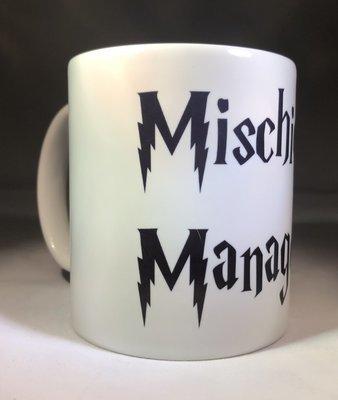 Mischief Managed Coffee Mug