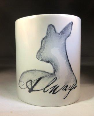 Always w/Deer Coffee Mug