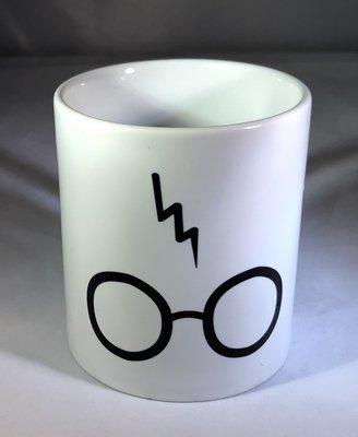 Lightning Bolt & Glasses Harry Potter Coffee Mug