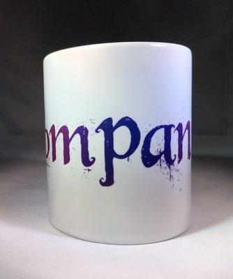 Doctor Who Companion Coffee Mug