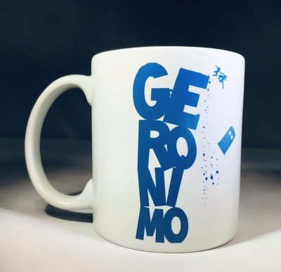 Geronimo Coffee Mug