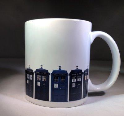 TARDIS renditions Coffee Mug