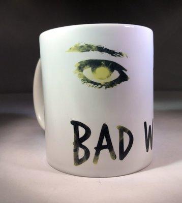 Bad Wolf Coffee Mug