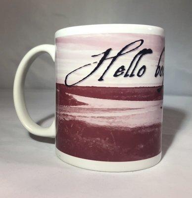 Hello Boys - The King of Hell Coffee Mug