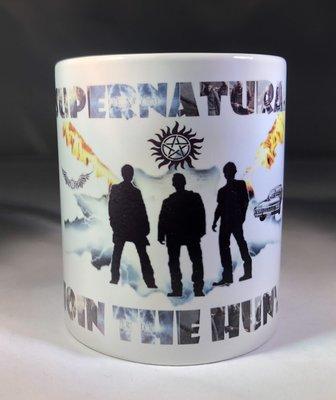 Supernatural Join the Hunt Coffee Mug