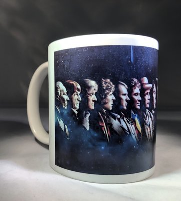 14 Doctors Coffee Mug