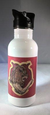 Gryffindor Crest & Traits Water Bottle