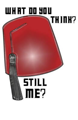Fez: Still me? Mouse Pad