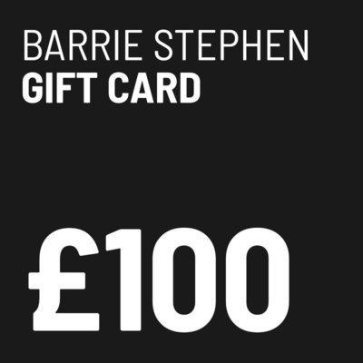 £100 Barrie Stephen Gift Card