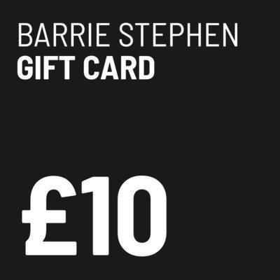 £10 Barrie Stephen Gift Card