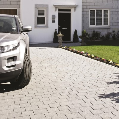 Tobermore - Sienna Block Paving - Mixed Pack - 2 Sizes