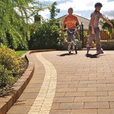 Tobermore - Shannon Block Paving - Mixed Pack - 2 Sizes