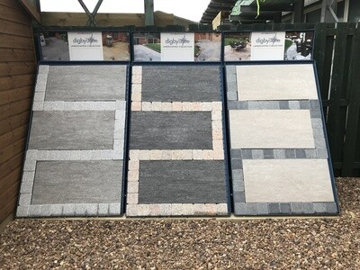Digby Stone - Di Val Porcelain Paving