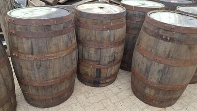 Original Reclaimed Whiskey Barrels