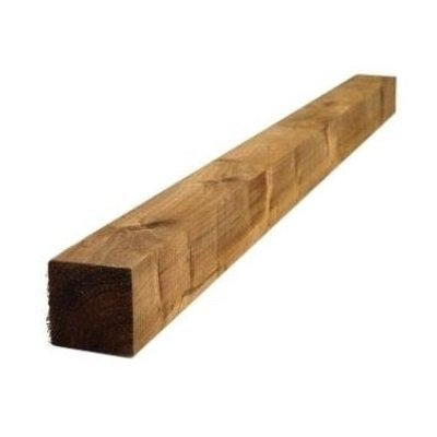 Timber Post Treated 1800 x 75 x 75mm