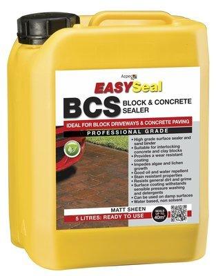 5L Easyseal Professional Block & Concrete Sealer