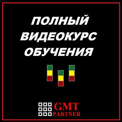 Полный видеокурс обучения от GMT Partner