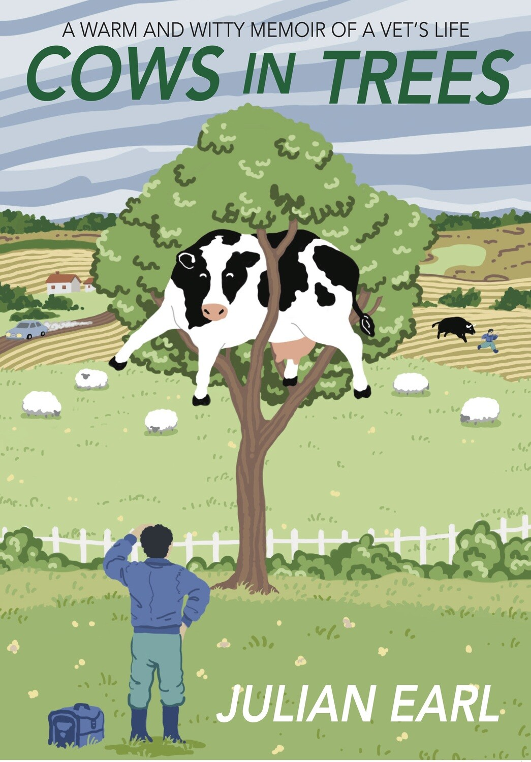 Cows in Trees (hardback edition)