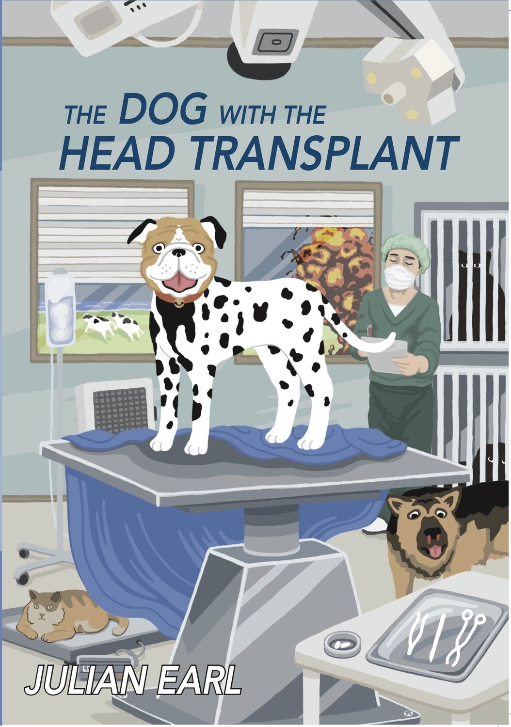 The Dog with the Head Transplant ( paperback edition)