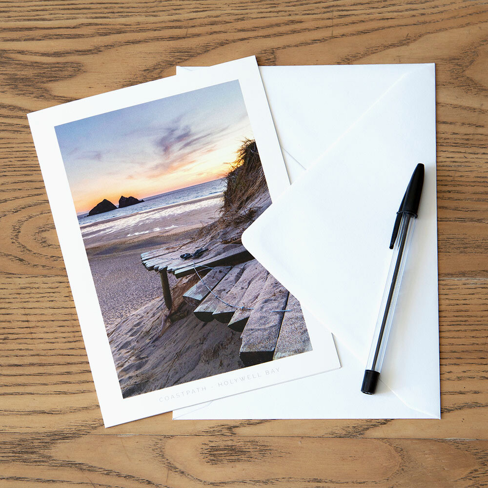 10 Greeting Cards - Cornwall (Assorted)
