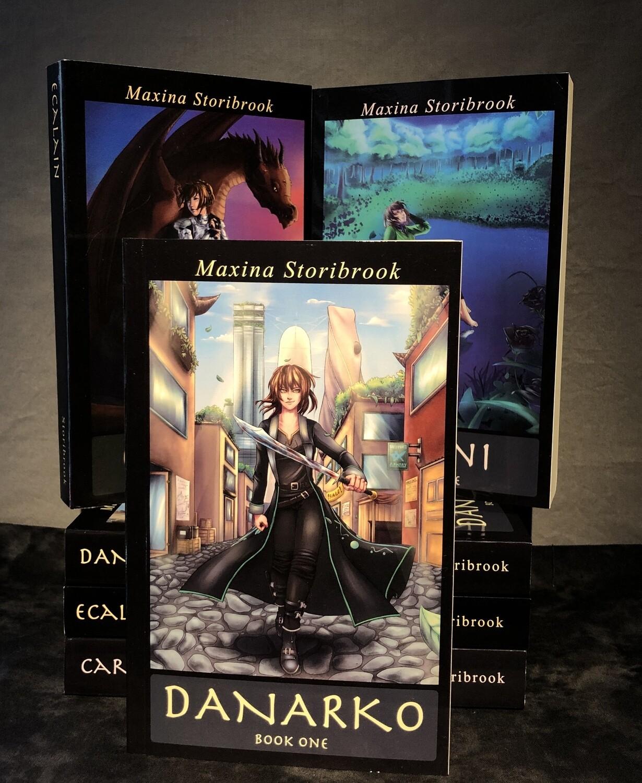 Danarko: Danarko Saga, Book One