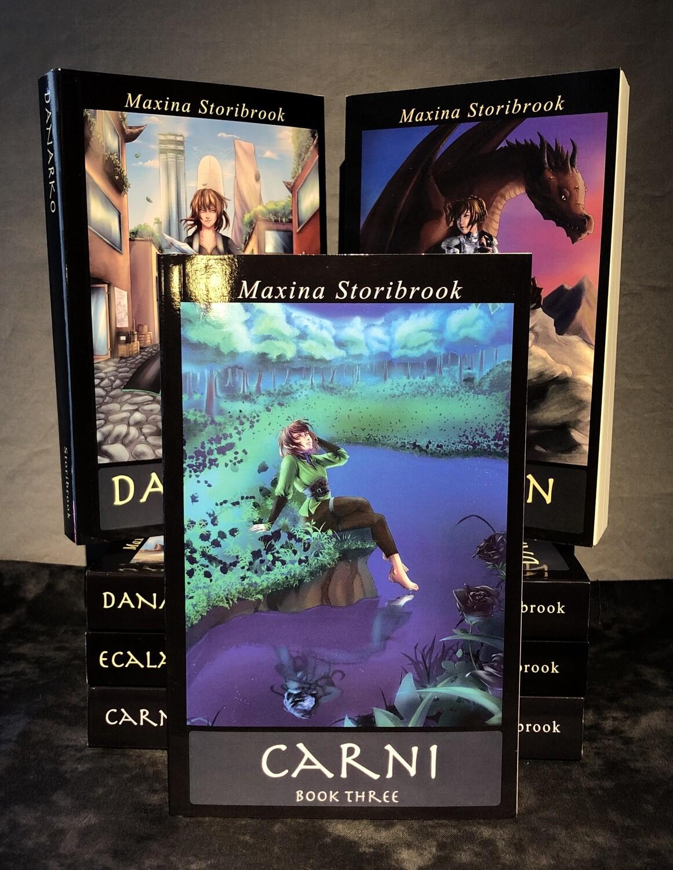 Carni: Danarko Saga, Book Three