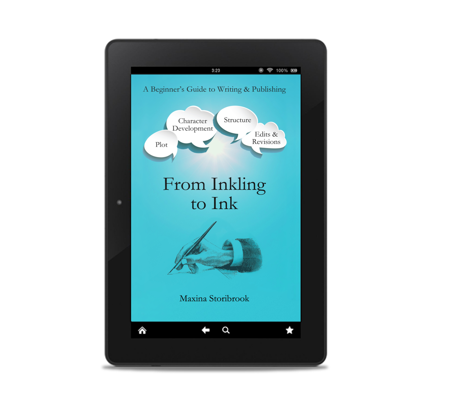 From Inkling to Ink: Writing & Publishing Guide Ebook