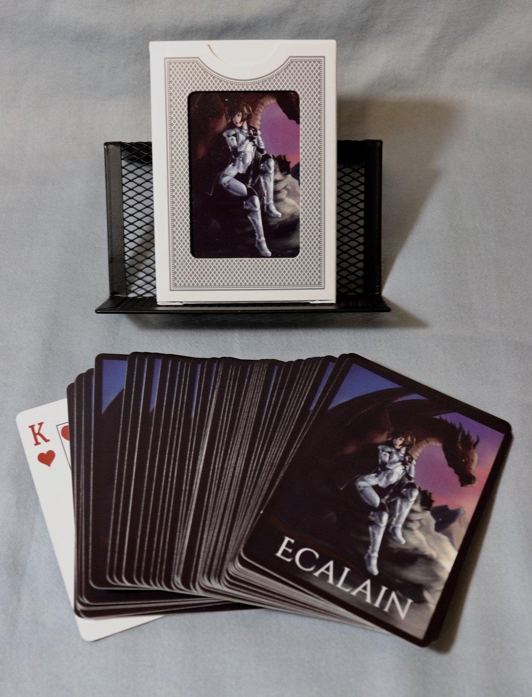 Ecalain Playing Cards