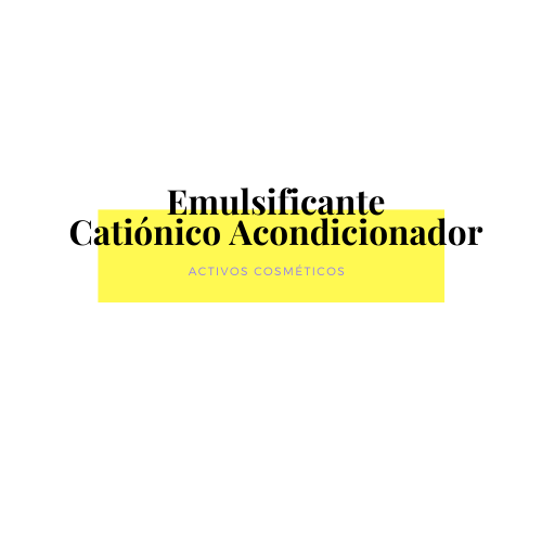 Emulsificante Catiónico Acondicionador AMICAP