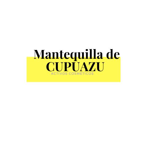 Mantequilla Orgánica de Cupuacu con Vitamina E