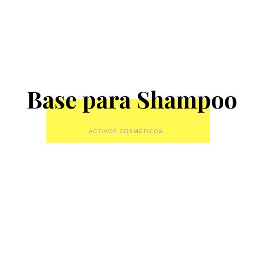 Base para Shampoo