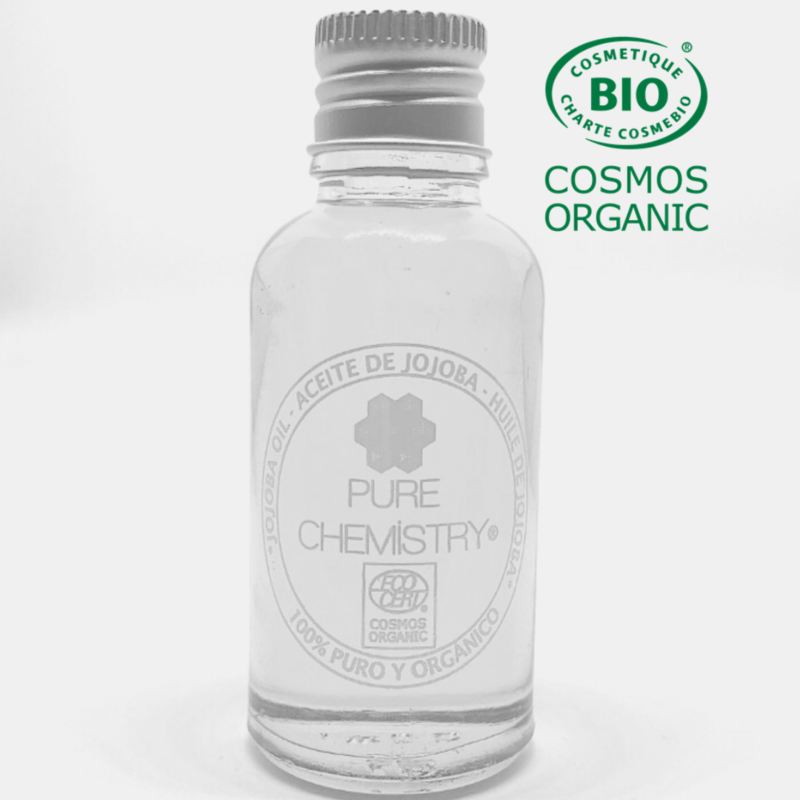 Aceite de Jojoba PURO  x 30 mL COSMOS ORGANIC ✅