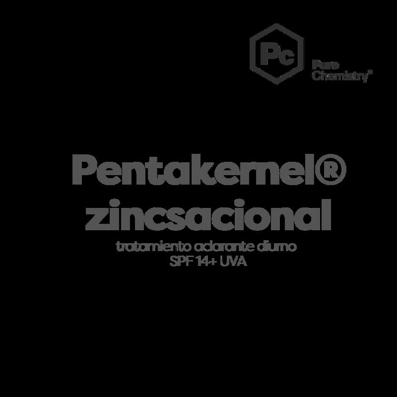 PENTAKERNEL® ZINCSACIONAL-Tratamiento Aclarante Diurno SPF 14 +UVA  - COSMOS ORGANIC ✅