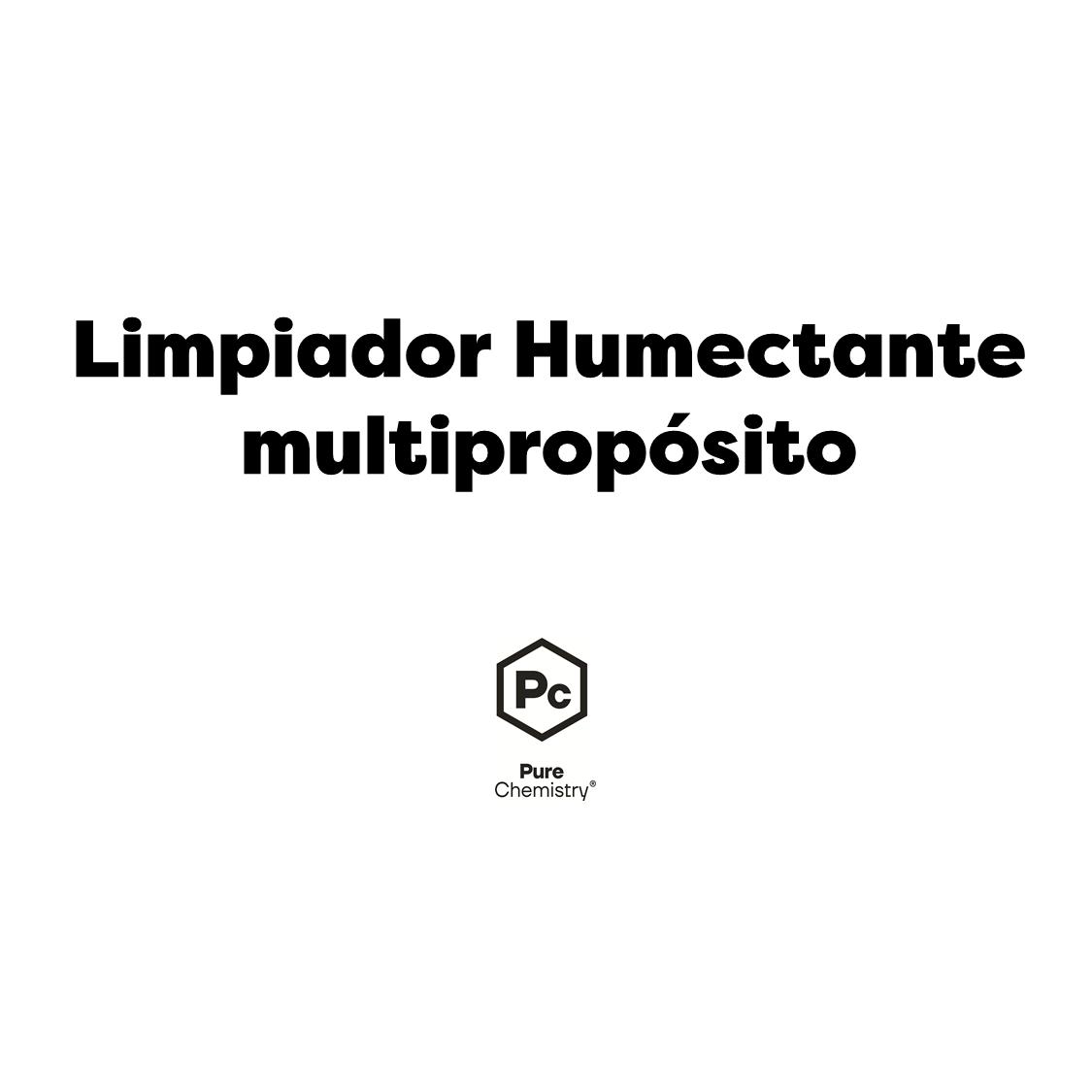 Limpiador Humectante Multipropósito - COSMOS ORGANIC ✅