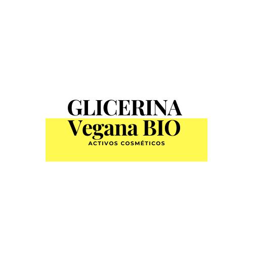 Glicerina Vegana BIO - COSMOS CERTIFIED✅