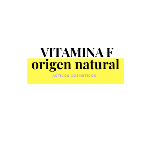 Vitaminas COSMÉTICAS