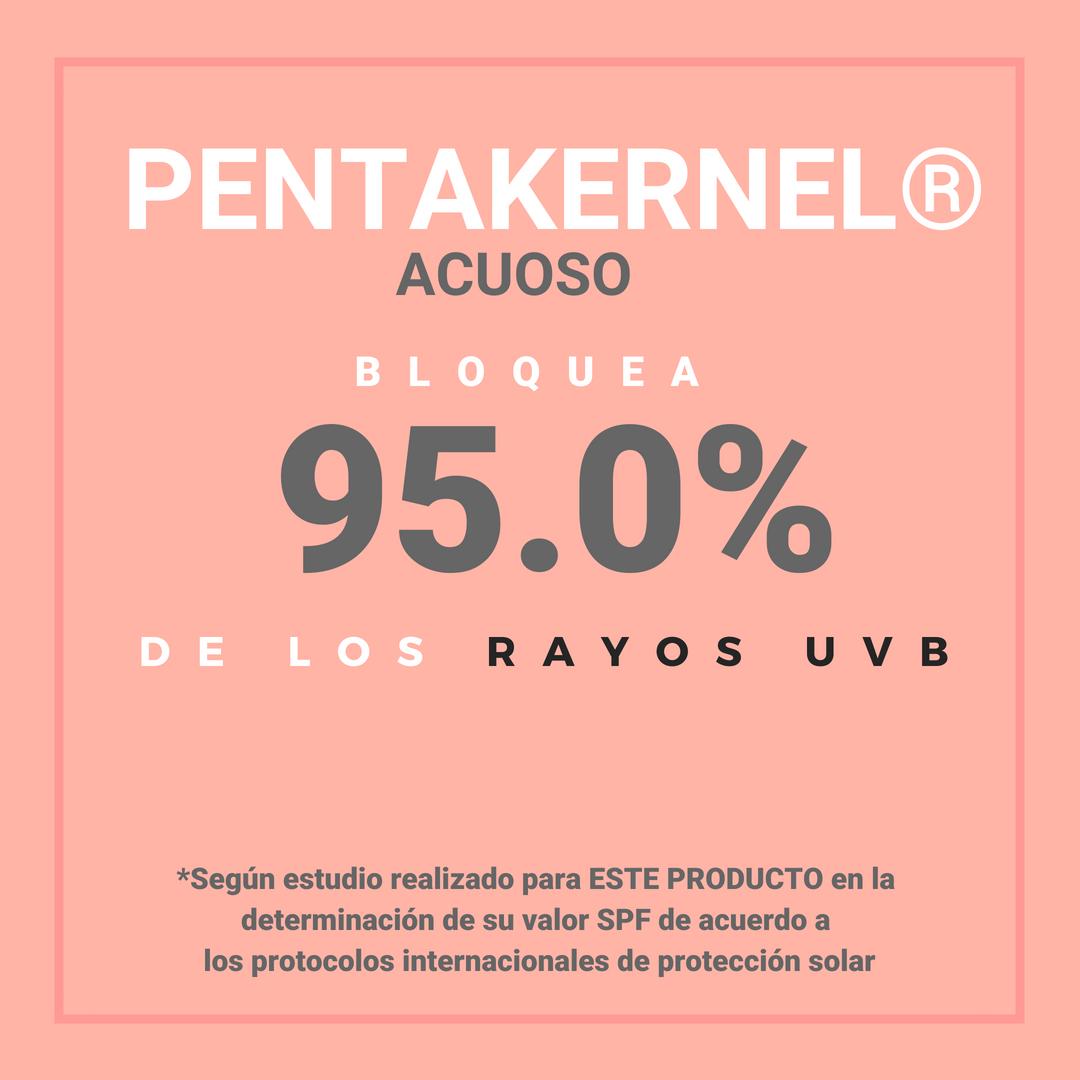 PENTAKERNEL® AQUA- Tratamiento Aclarante Diurno SPF 20 + UVA - COSMOS ORGANIC ✅