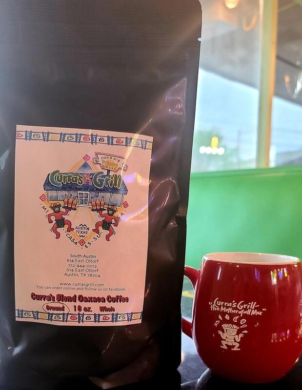 Oaxaca Cofee (by pound)