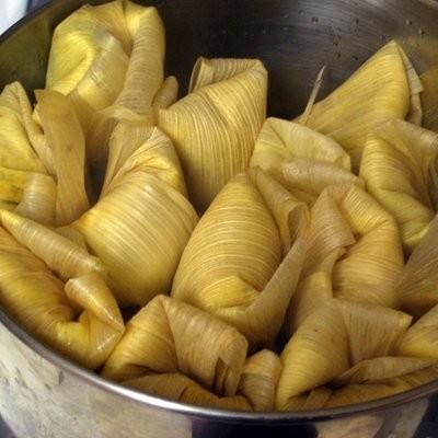 Tamales (by dozen)