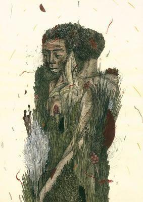 The Reeds ::: A1 Digital print