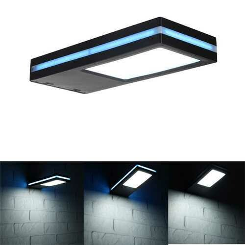 Solar Power 144 LED PIR Motion Sensor Light Garden Security Wall Lamp Outdoor Waterproof